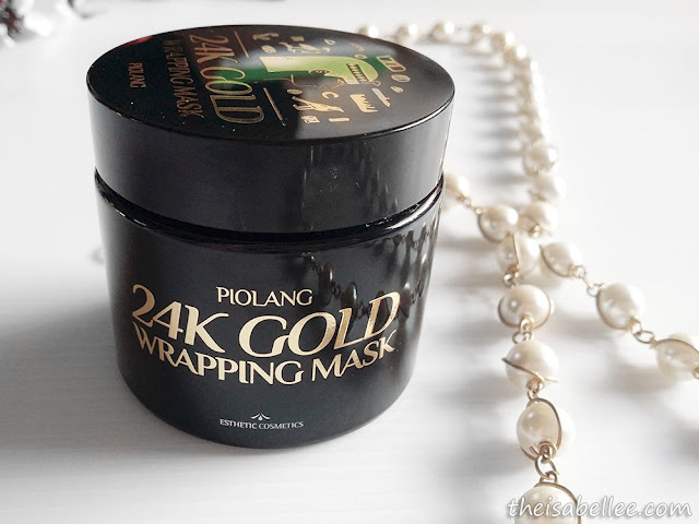 Piolang 24K Gold Wrapping Mask by Esthetic Cosmetics