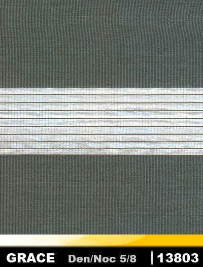 Rulouri textile duble Day & Night Grace 13803