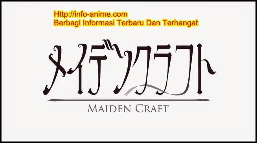 Game Smartphone Maiden Craft Perlihatkan Lagu Pembuka