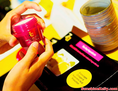 Za Perfect Solution, Cleansing Foam, Moisturizer, Restoring Collagen Cream, anti aging skincare, za