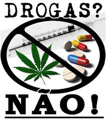 Droga não é liberdade!