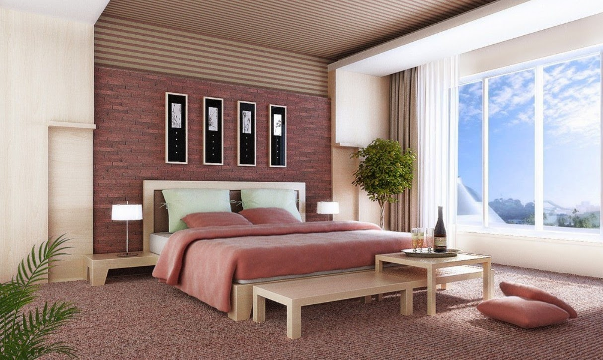 Foundation dezin decor 3d room models designs for 3 bedroom interior design