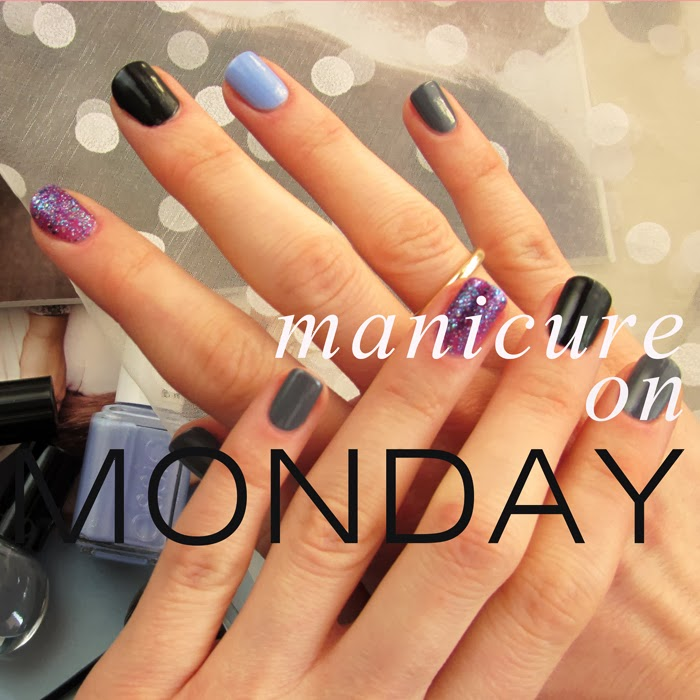Manicure on Monday