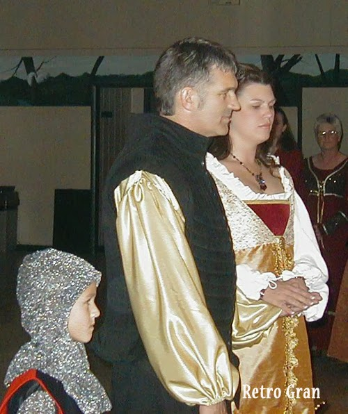 Renaissance Wedding Ceremony