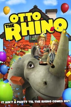 Otto The Rhino 2013 poster