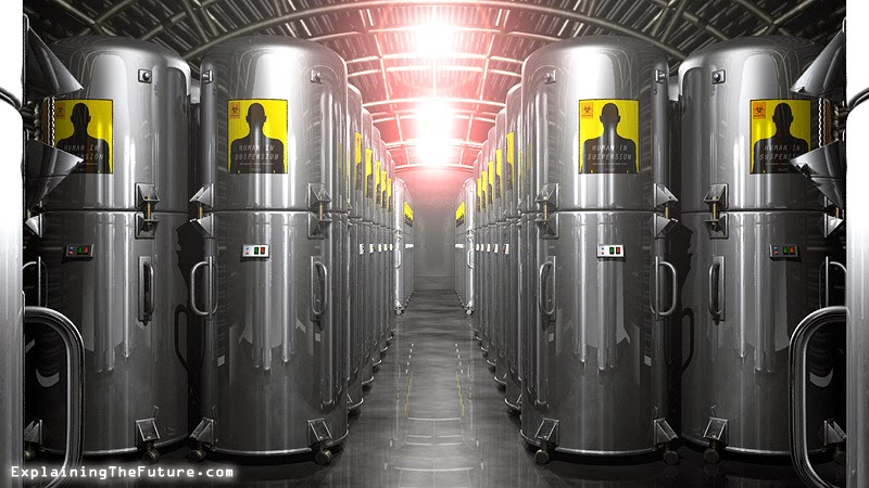 'We Will Live Again' Offers Look At Cryonics Institute