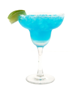 BLUE MARGARITA COCKTAIL | Free Recipe Hub