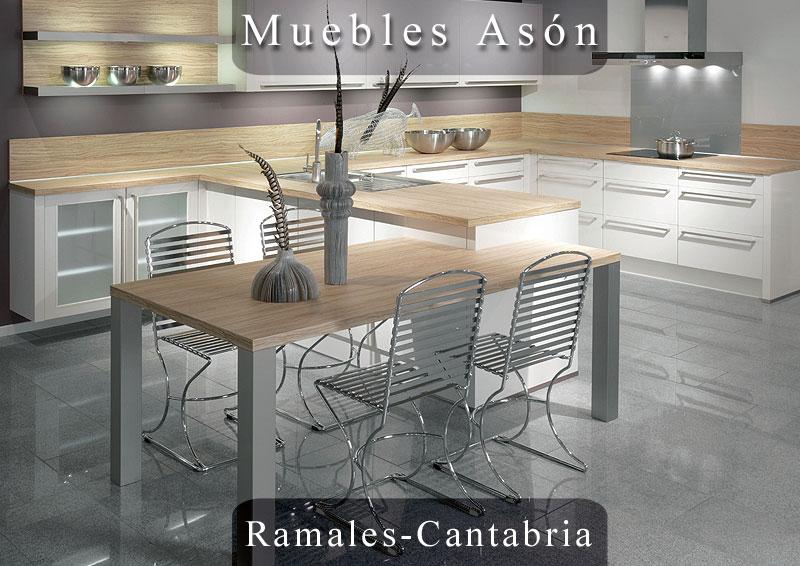 Muebles ASON Ramales: COCINAS