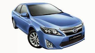 Gambar Mobil Toyota Camry Terbaru