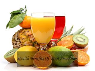 benefits of fruit smoothie