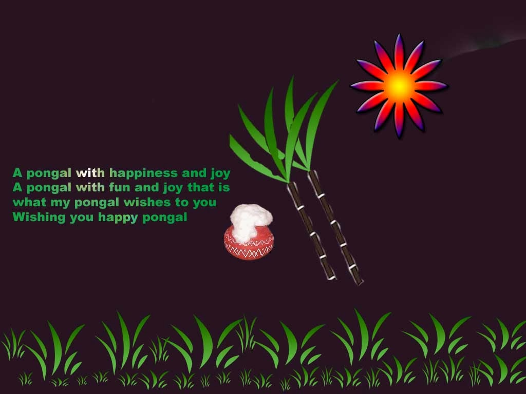 Lovable Images Happy Pongal Greetings Hd Free Download Free