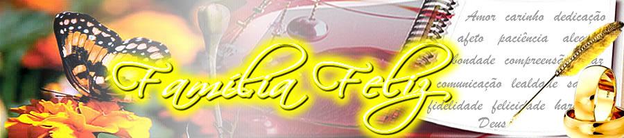 Blog FAMILIA FELIZ
