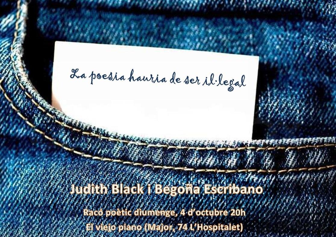 Racó poètic diumenge, 4 d'octubre a les 20h