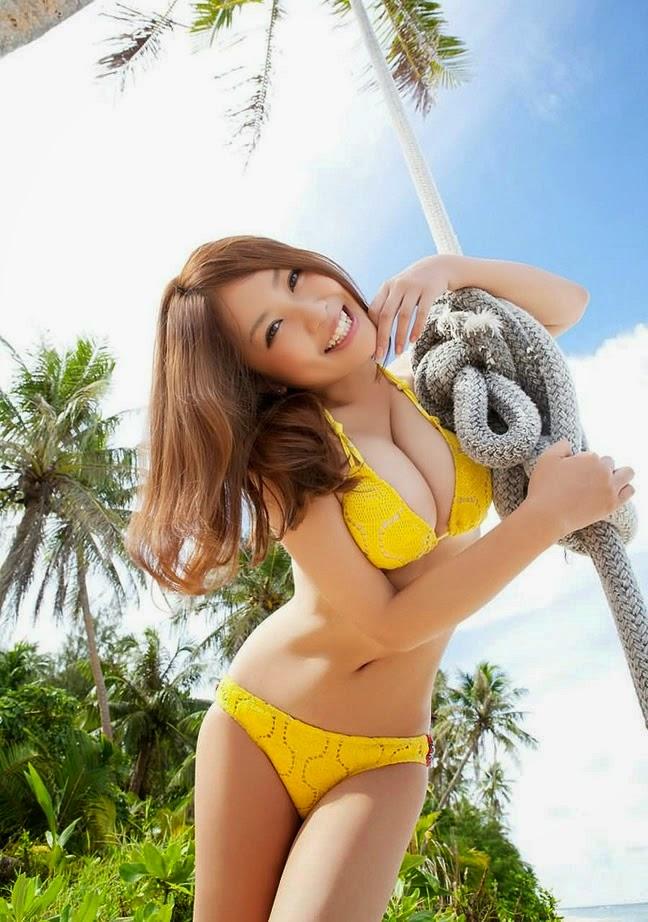 Japan, the white sun flirtatious sister Shizuka Nakamura