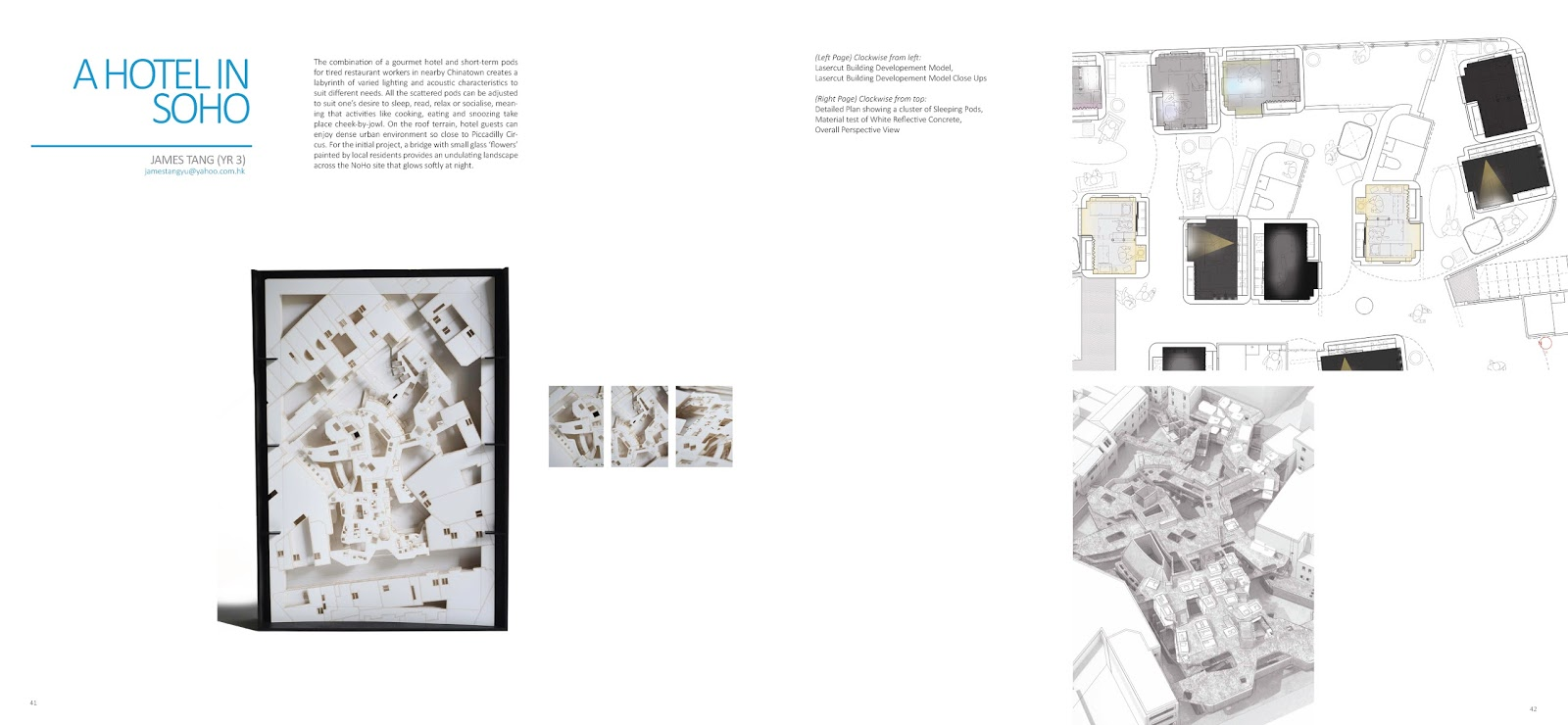 bartlett school of architecture thesis work Stefano passeri holds a master of architecture with from the bartlett school of architecture  the 2013 sci-arc gehry prize for best thesis.