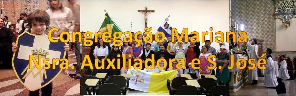 Congregação Mariana Ns. Auxiliadora e S. José