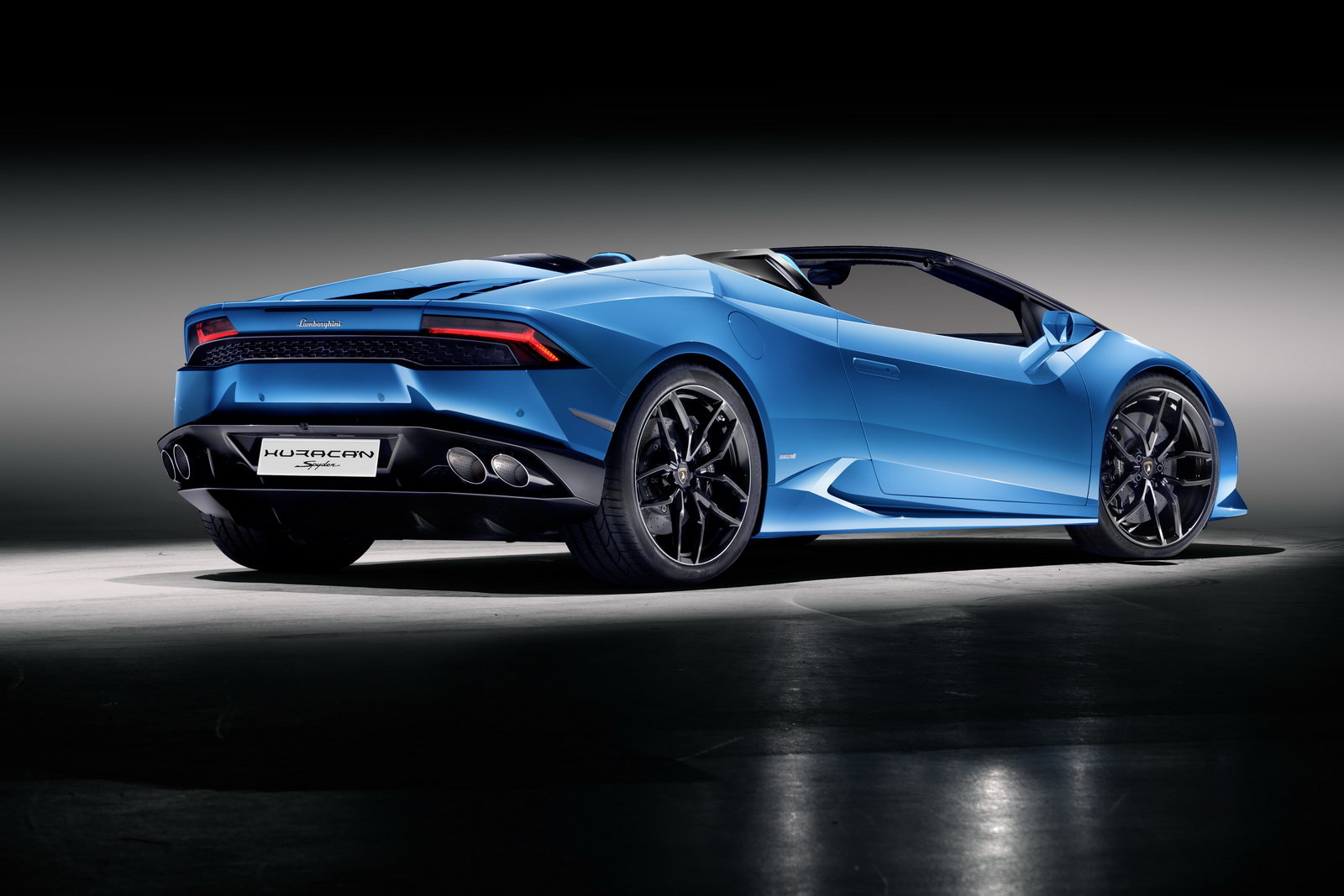 Say Hello To The New Lamborghini Huracan Lp 610 4 Spyder Carscoops