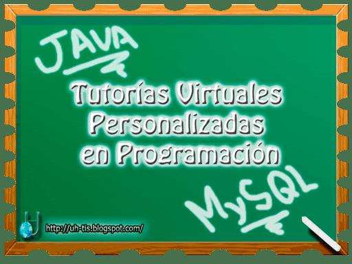 UH Services: Tutorías virtuales para estudiantes de programación