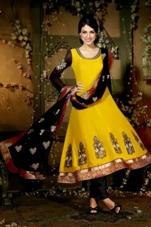 Frock designs in Pakistan