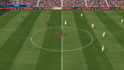 PES 2016 Turf & Detail Tweaks v3 Released (26.09) by Fruits
