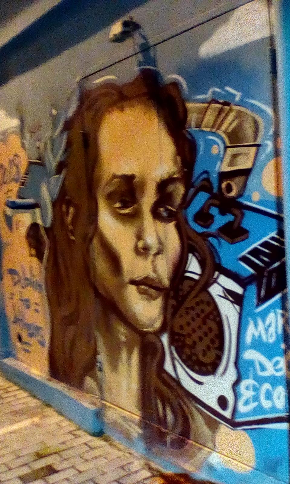 Athens grafity Psirs