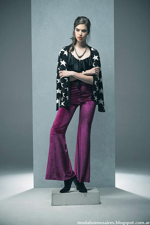 Pantalones otoño invierno 2015 Doll Store.