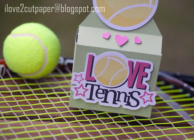 Cut It Up Challenge Blog, ilove2cutpaper, , sports cutting files, I love tennis, Tennis Gift Box cutting file, Pazzles, Pazzles Inspiration, Pazzles Inspiration Vue, Inspiration Vue, Print and Cut, svg, cutting files, templates,  Pazzles Craft Room