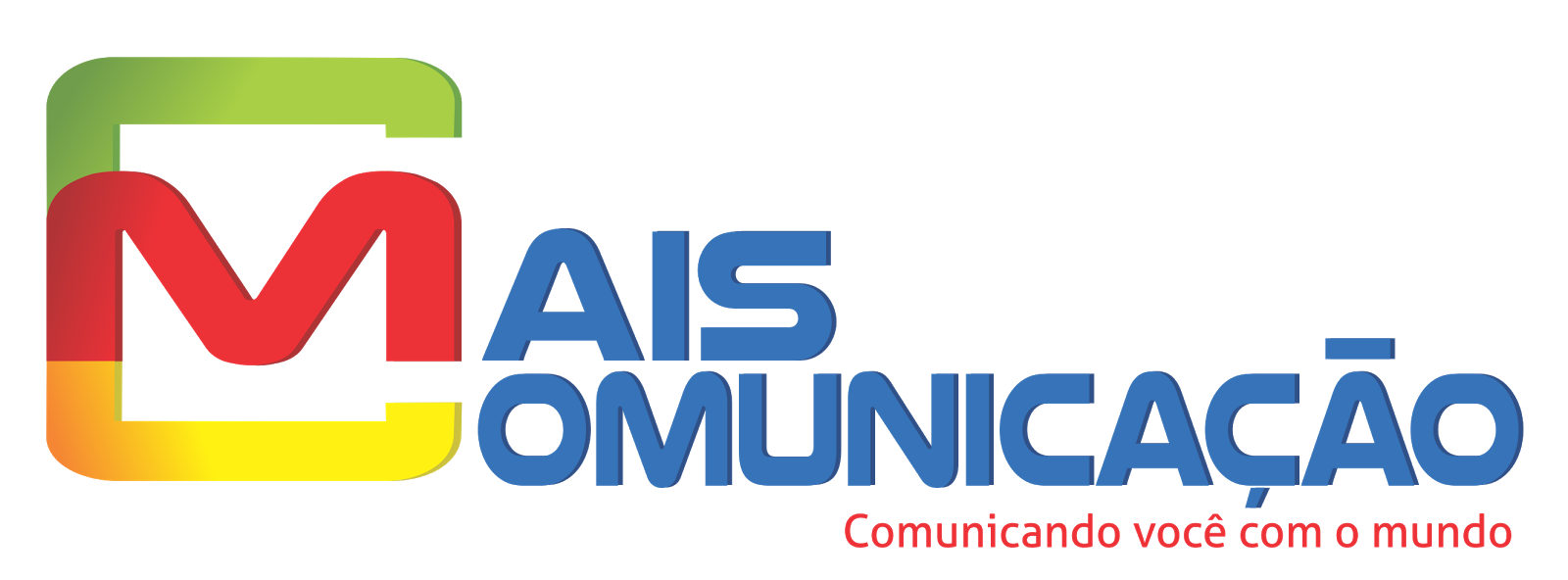 NOVA LOGOMARCA DA MAIS COMUNICAÇÃO