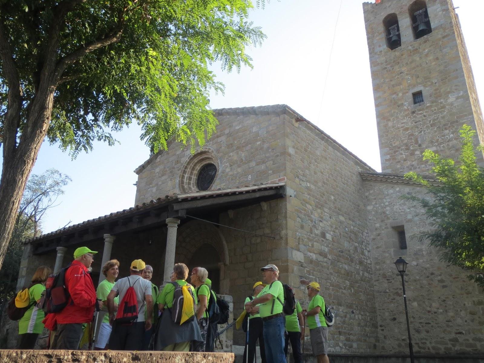 Caminaires de les faldes del montseny cardedeu mogent for Piscina santa agnes de malanyanes