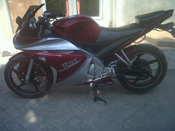 Bengkel Modifikasi Yamaha Vixion Surabaya