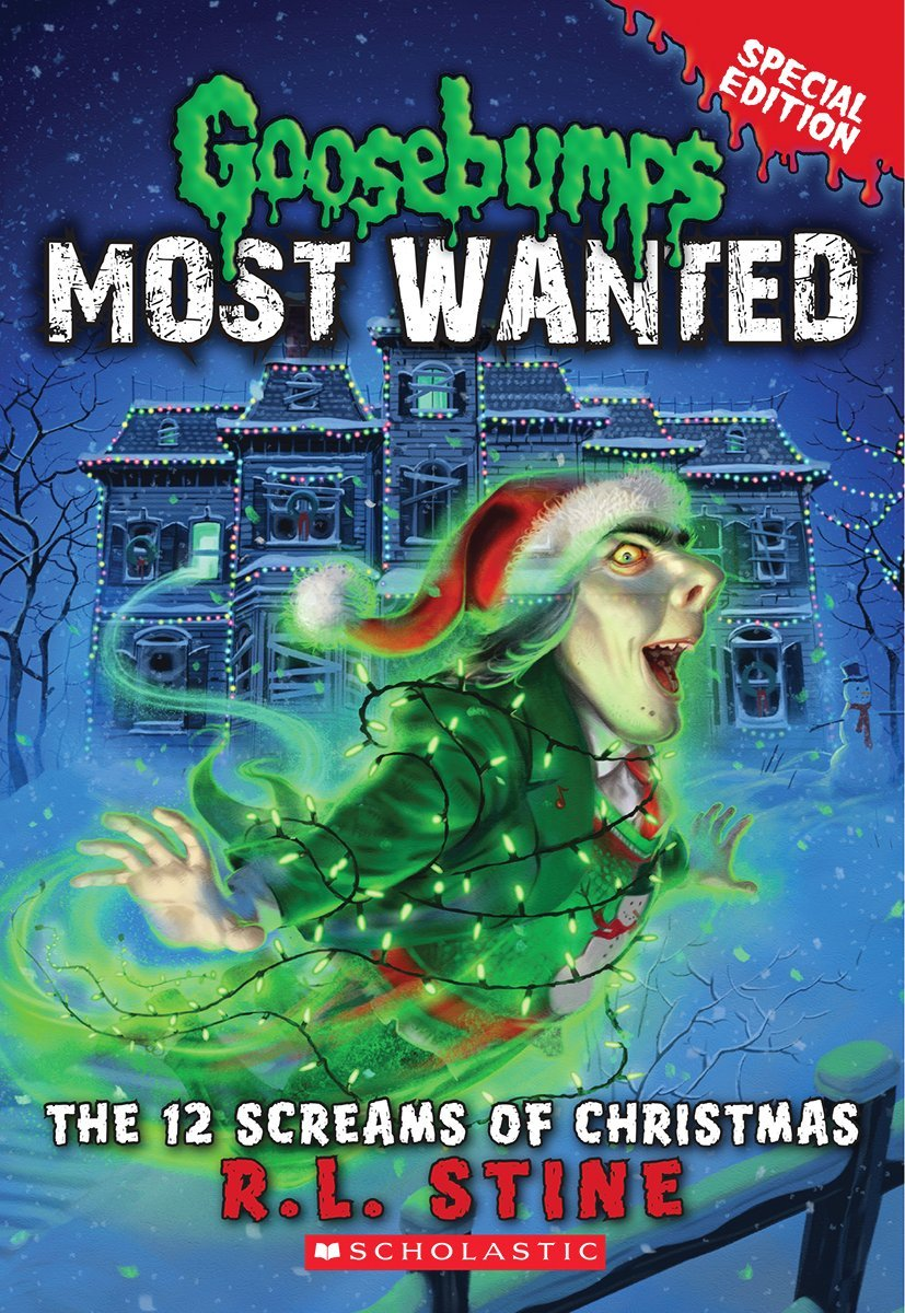 Goosebumps Most Wanted: A Nightmare on Clown Street 7 by R. L. Stine (2015,...