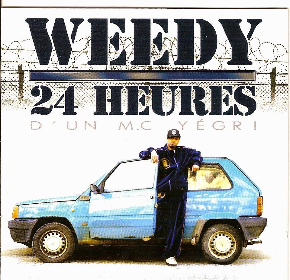 Weedy - 24 Heures D'un MC Yegri (2005)