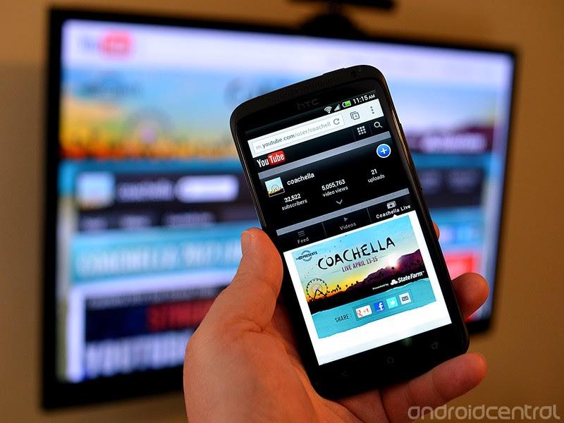 كيف تتحكم في اليوتيب على جهازك بواسطة هاتفك عن بعد دون تطبيقات