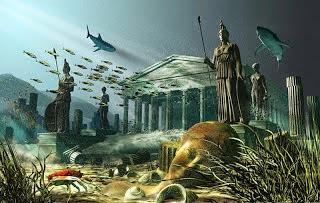 keajaiban dunia bawah air