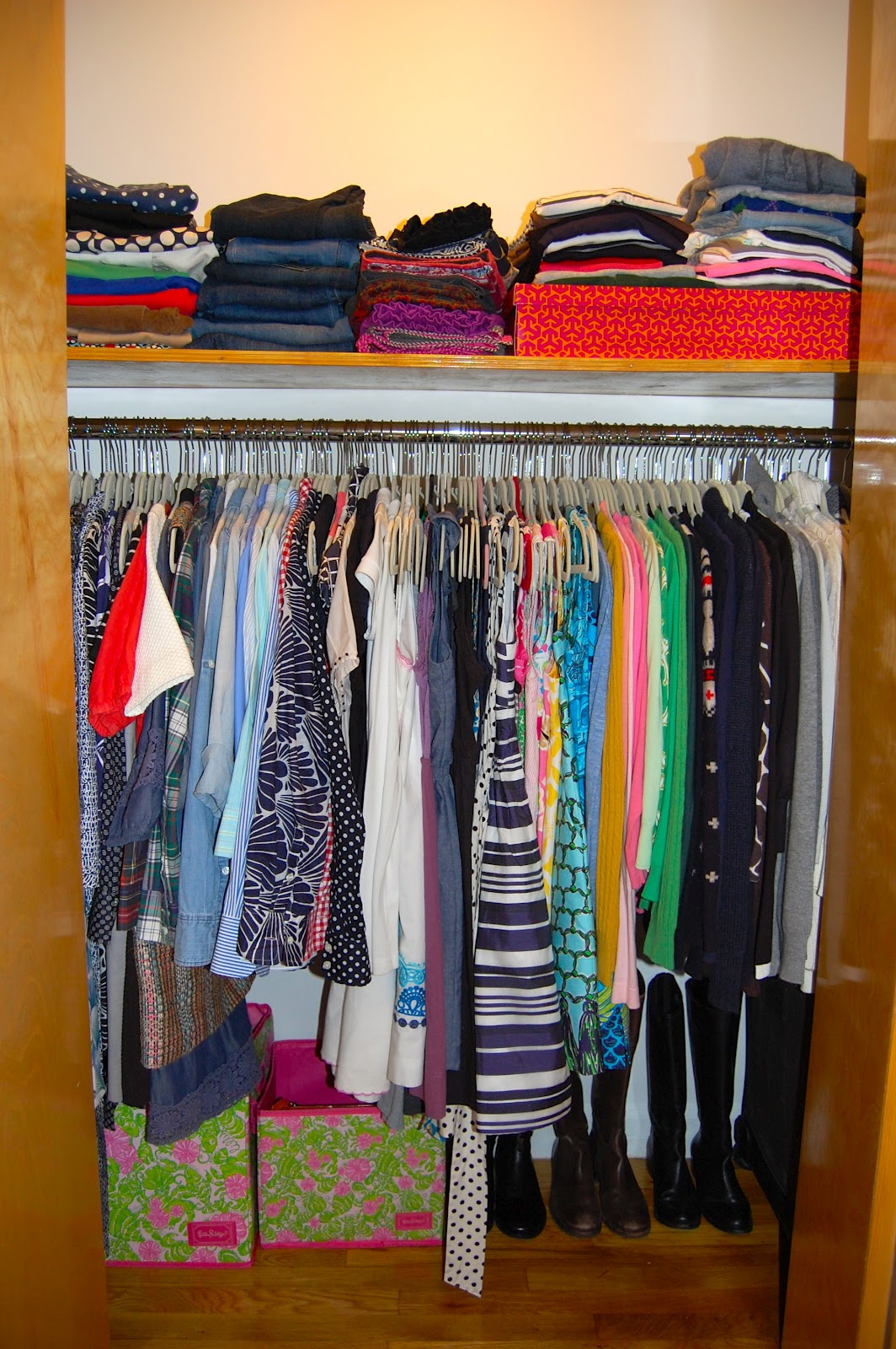 Organize Please Clothes Shoes Carly The Prepster