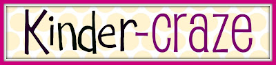 Original Kinder-Craze banner header from March 2012
