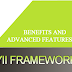 Benefits and Advanced features of Yii Framework