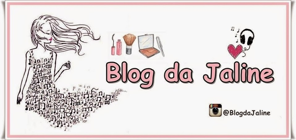 Blog da Jaline