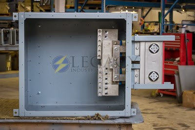 Legacy industrial electrics blog ge spectra sb bus duct end ge spectra sb bus duct end cable tap box sciox Image collections