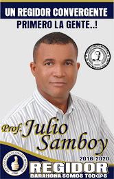 SAMBOY REGIDOR
