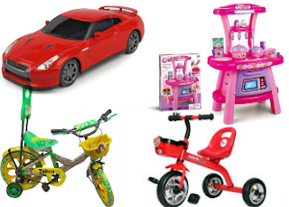 Buy Toys Mela upto 90% Cashback at paytm
