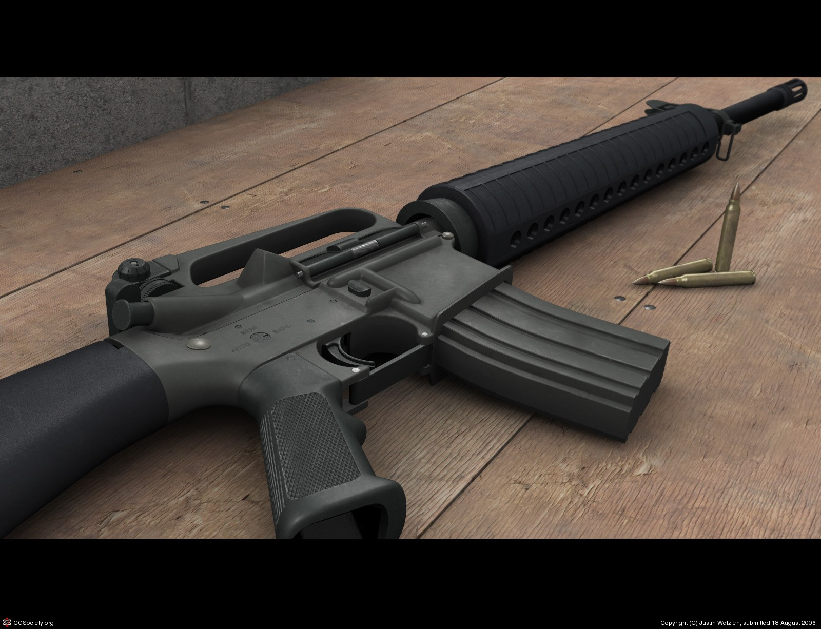 Deadly M-16 Rifle | Army and Weapons M16
