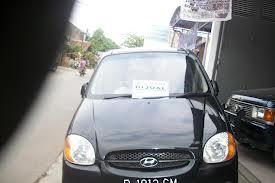 Mobil Hyundai dijual