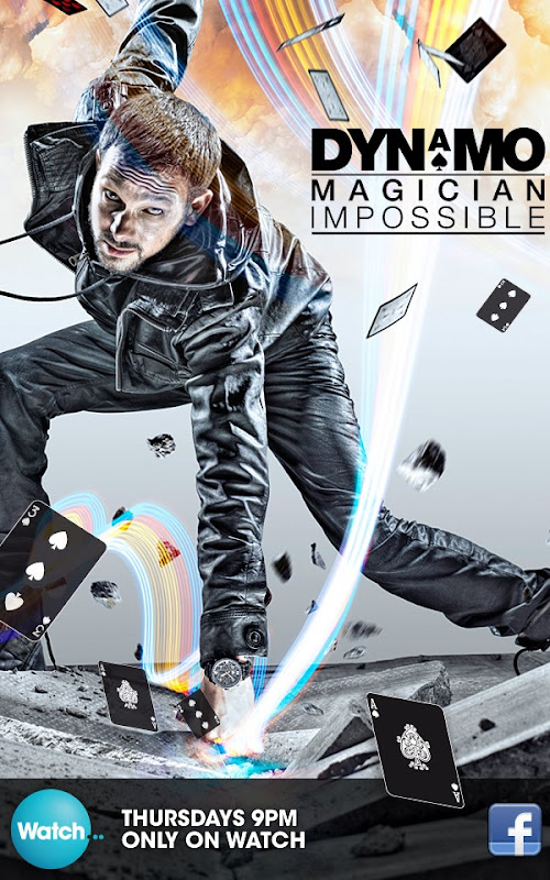 Dynamo: Magician Impossible (2011)