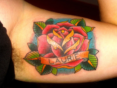 Rose Tattoo Design Picture Gallery - Rose Tattoo Ideas
