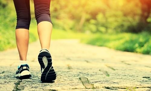 A caminar rápido