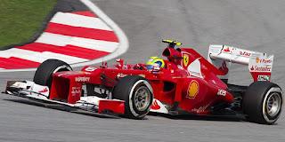 Gambar Mobil Balap F1 Ferrari 03