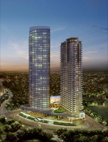Arya Residences Development Plan