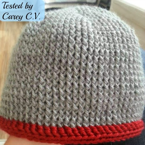My Hobby Is Crochet: Mens Chunky Hat - Free crochet ...