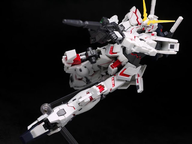 Robot Unicorn Gundam Destroy Mode